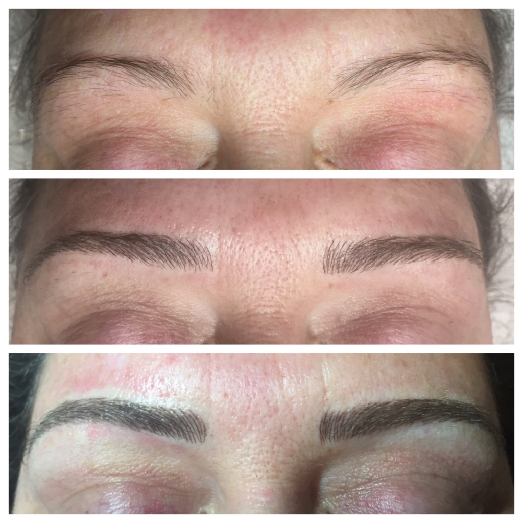 What To Expect During & After Your Microblading Session